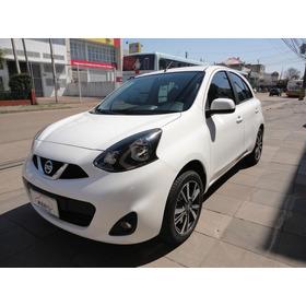 Nissan March 1.6 Sl Automático