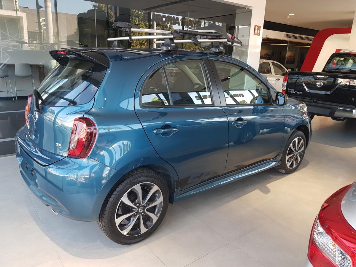 13f039597 Nissan March 1.6 Sr Navi Mt 2018 Estrena Desde 15% Enganche ...