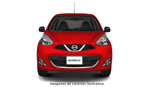 nissan march 1.6 sr navi mt morelos