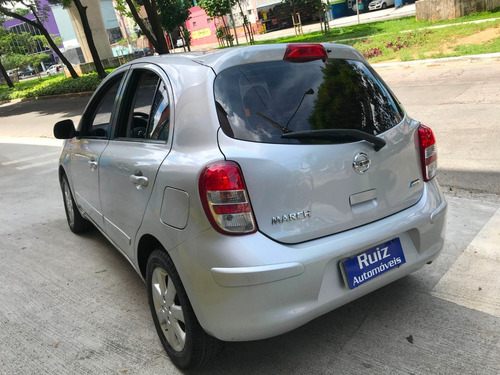 nissan march 1.6 sv 5p completo sem entrada + 699 mes