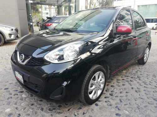 nissan march 1.6 unlimited mt 2016