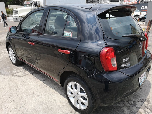 nissan march 1.6 unlimited mt