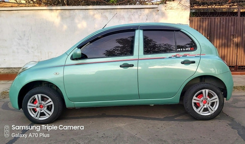 nissan march 2007 1300cc