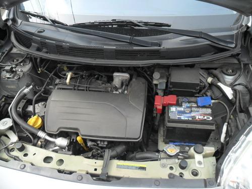 nissan march 2012 1.0s direção hidraulica,ar condicionado