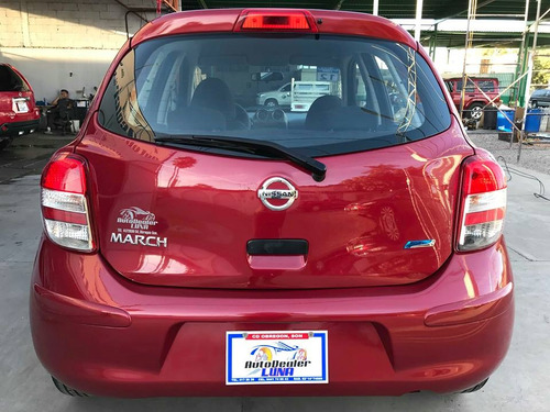 nissan march 2012 advance aut