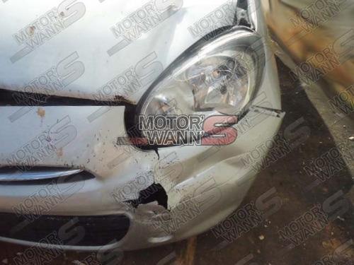 nissan march 2012/2013 sucata para retirada de peças