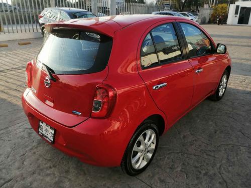 nissan march 2014 5p advance l4/1.6 aut