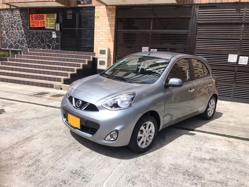 nissan march 2014