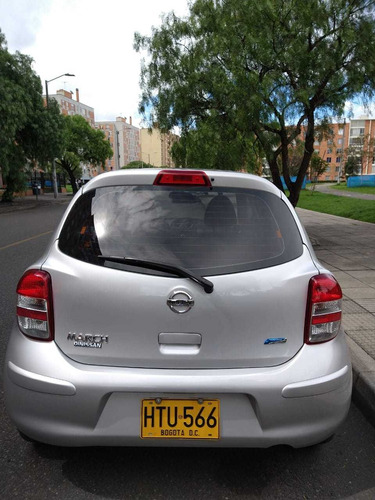nissan march 2014 a.a full equipo