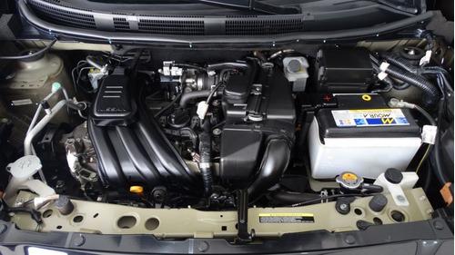 nissan march 2015 1.0 s 16v flex fuel 4p manual