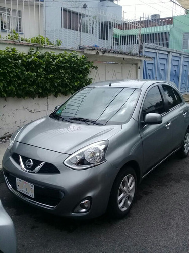 nissan march 2015