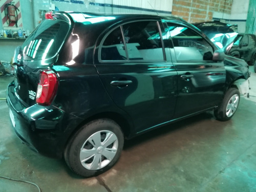nissan march 2017 active pure drive para transferir