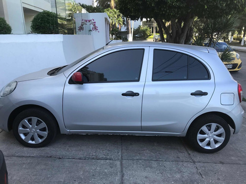 nissan march 2018 active