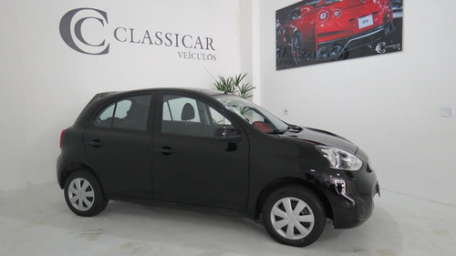 nissan  march  2019  1.0 12v s