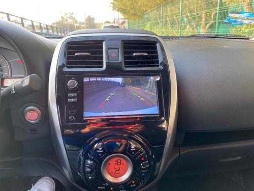 nissan march  2019 exclusive automatco el mas equipado