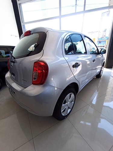 nissan march active 0km