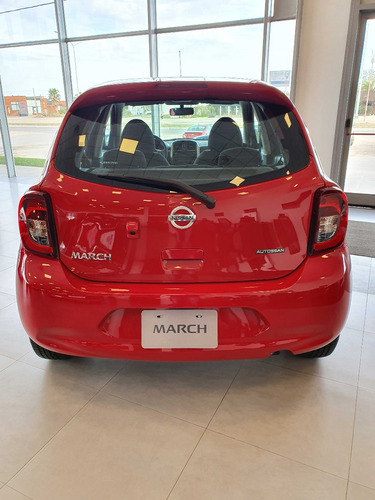 nissan march active 0km oportunidad!