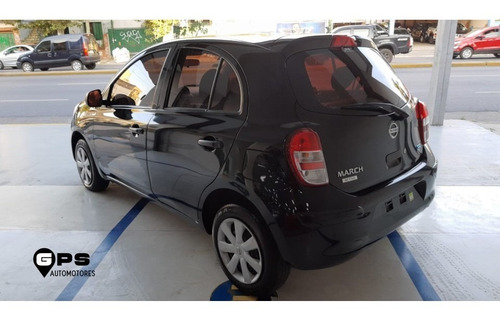nissan march active 1.6 2015 automotores gps