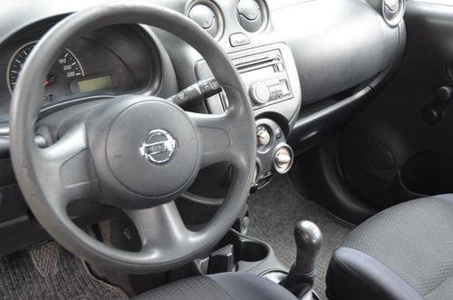 nissan march active aa