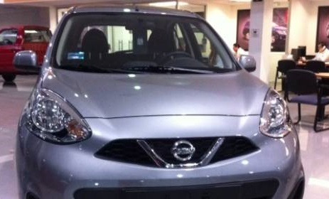 nissan march active manual 1.6 0 km 2018 1