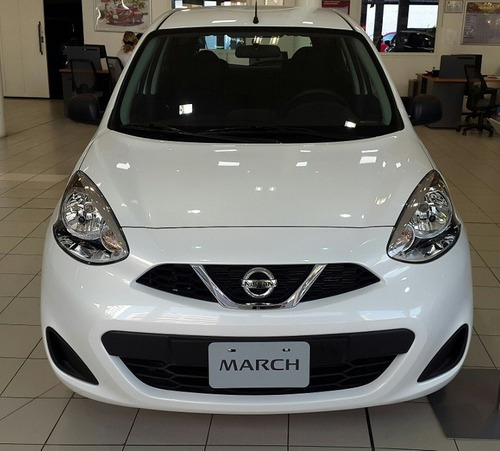 nissan march active manual 1.6 0 km 2018