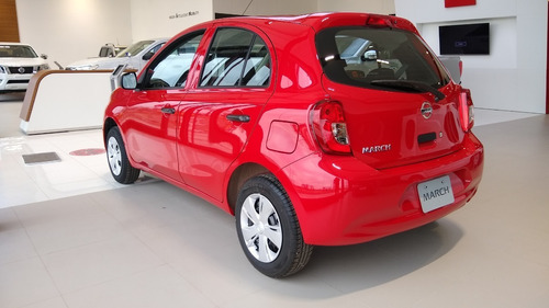 nissan march active manual