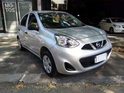 nissan march active pure drive 2018 nuevo