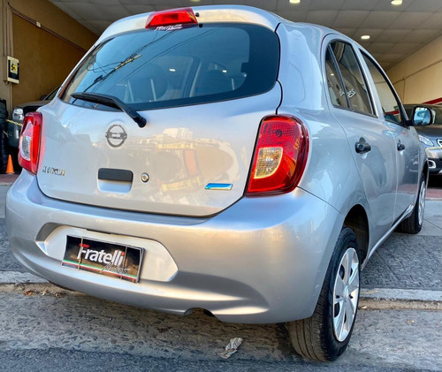 nissan march  active pure drive