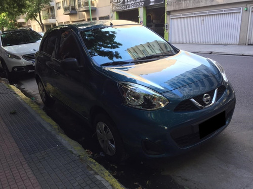 nissan march active solo 8000 kms