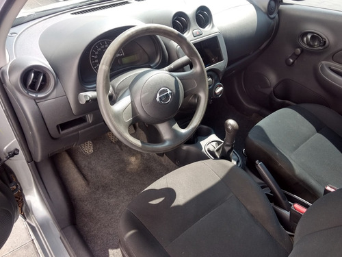 nissan march active std. 2015 (3397)