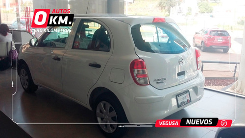 nissan march active t/m ac 2018