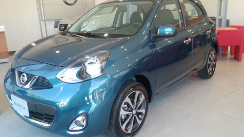 nissan march advance 1.6 0 km 2018 manual 5