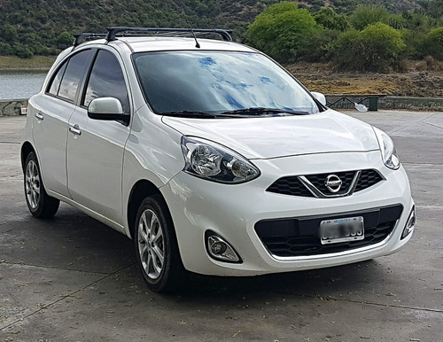 nissan march advance 2015