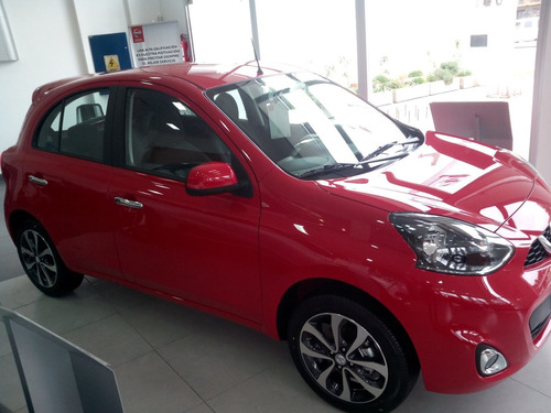 nissan march advance at 1.6 107cv 2020 0km