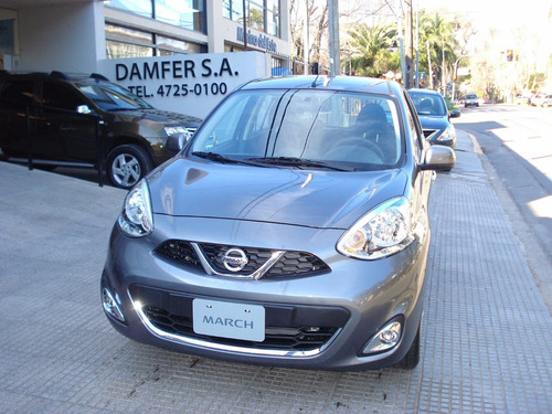 nissan march advance a.t. 1.6 5p.damfer s.a.