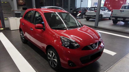 nissan march advance at