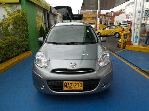 nissan march advance full equipo