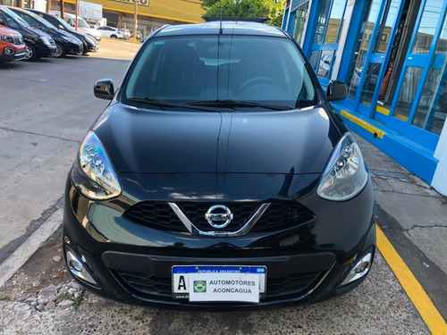nissan march advance media tech at `18