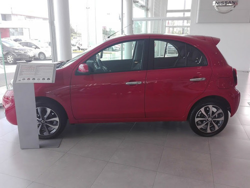 nissan march advance media tech at 2018