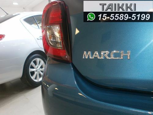 nissan march advance media-tech at , taikki autos 0km