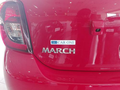 nissan march  advance media tech aut