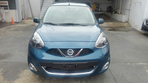 nissan march advance mt 0km venta especial
