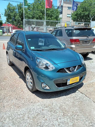 nissan march advance pure