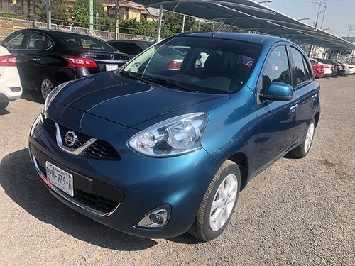 nissan march advance std 2018