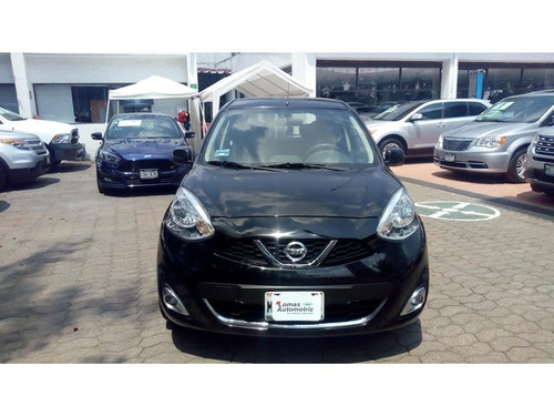 nissan march advance t/man 2016 seminuevos