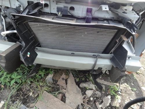 nissan march ano 2015 sucata para peças - planeta motor