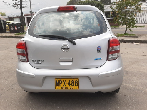 nissan march aut 1600cc