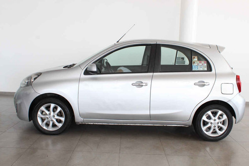 nissan march aut