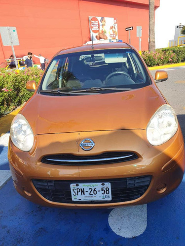 nissan march aut equipado
