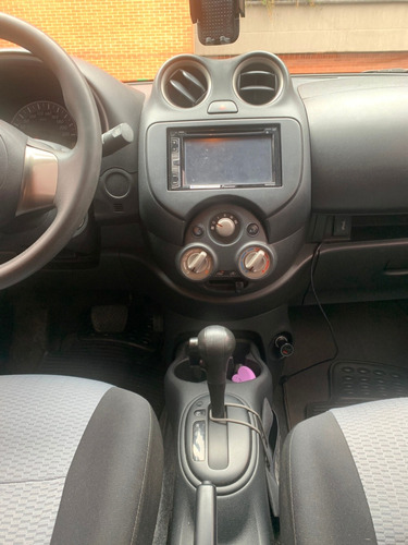 nissan march automático full equipo